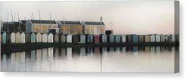 Reflections Canvas Print by Martin Newman
