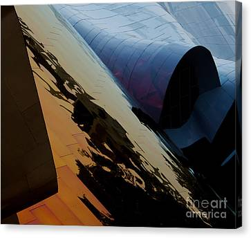 Reflections Of Another World Canvas Print