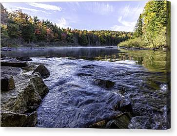 Reflective Moments Canvas Print by Everet Regal