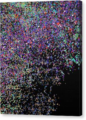 Refractions 9-18-2015 #1 Canvas Print