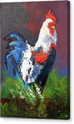 Regal Son Canvas Print