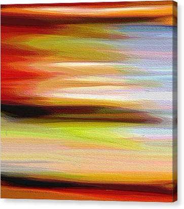 Reign Canvas Print by Ely Arsha