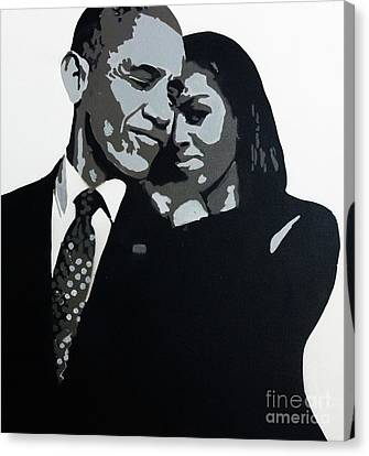 Relationship Goals Canvas Print