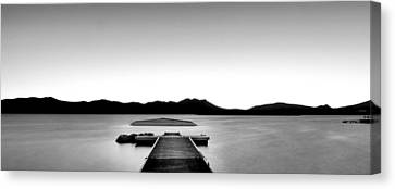 Canvas Print featuring the photograph Relax by Hayato Matsumoto