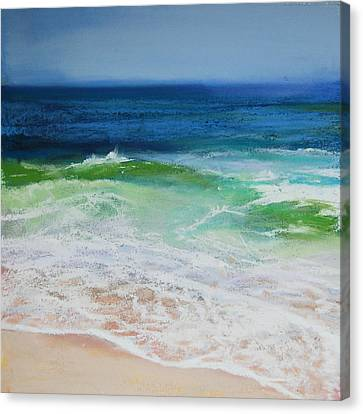 Relax Canvas Print by Jeanne Rosier Smith