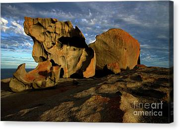 Remarkable Canvas Print by Mike Dawson