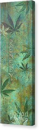 Remedy Canvas Print by Gayle Utter