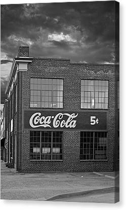 Remember 5 Cents Canvas Print by Tim Wilson