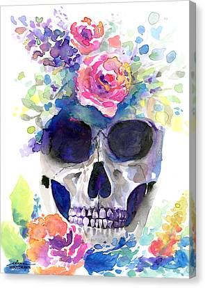 Rememberance Canvas Print by Arleana Holtzmann