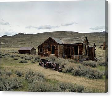 Remembering Bodie Canvas Print by Gordon Beck