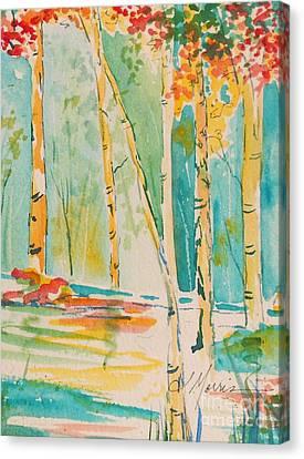 Remembering Edisto Island Canvas Print