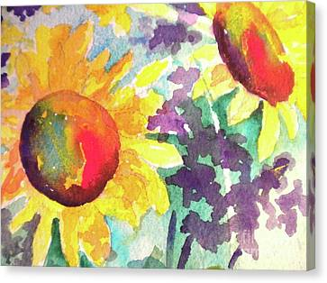 Remembering Summer Canvas Print