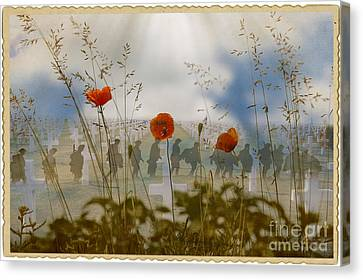 Remembrance Canvas Print