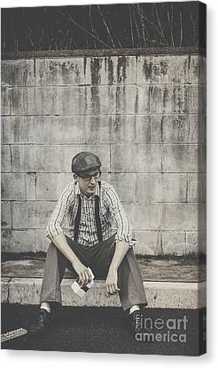 Reminiscing Days Of The Milkbar Canvas Print by Jorgo Photography - Wall Art Gallery