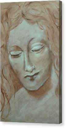 Renaissance Women Canvas Print by Lori Thompson