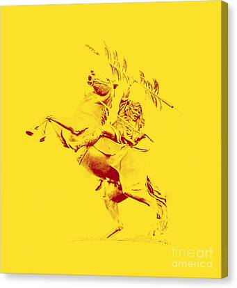 Renegade And Chief Osceola Canvas Print