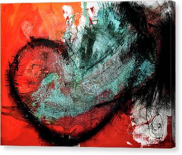 Renewal Canvas Print by Laurie Wynne Weber