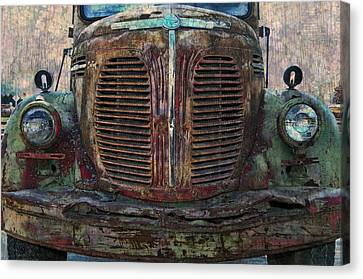 Reo Speedwagon - 2 Canvas Print by Ed Hall