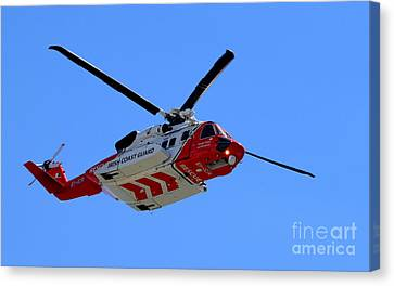 Rescue 117 Canvas Print
