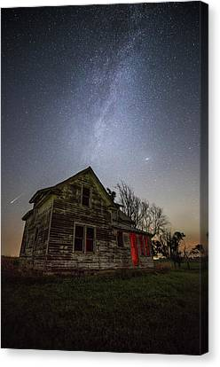 Andromeda Canvas Print -   Resident Evil by Aaron J Groen