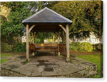 Resting Place Canvas Print by Nichola Denny