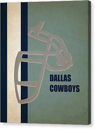 Retro Cowboys Art Canvas Print by Joe Hamilton