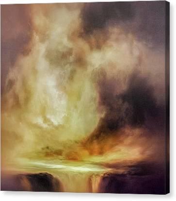 Return Canvas Print by Lonnie Christopher