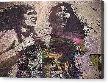 Return My Heart II Canvas Print