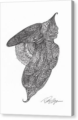 Revelation Drifter Canvas Print by Dan Heynen