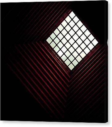 Skylight Canvas Print - Reverence by Andrew Paranavitana