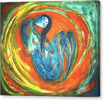Reverie Canvas Print by Narayanan Ramachandran