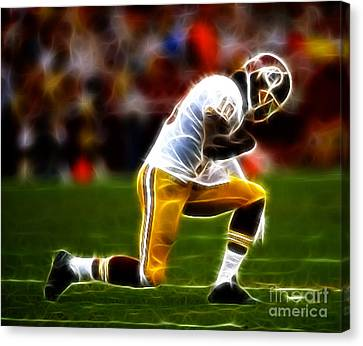 Rg3 - Tebowing Canvas Print