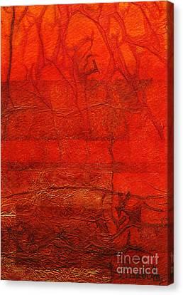 Rhapsody Of Colors 26 Canvas Print