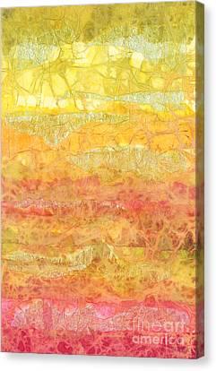 Rhapsody Of Colors 30 Canvas Print