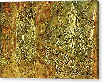 Rhapsody Of Colors 32 Canvas Print