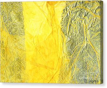 Rhapsody Of Colors 35 Canvas Print