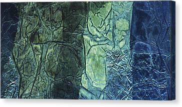 Rhapsody Of Colors 43 Canvas Print