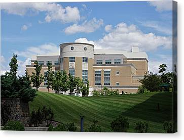 Rice Library II Canvas Print