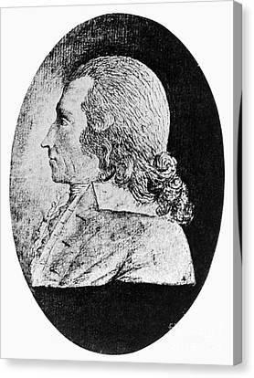 Richard Cranch Canvas Print by Granger