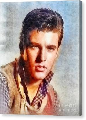 Ricky Nelson, Music Legend Canvas Print