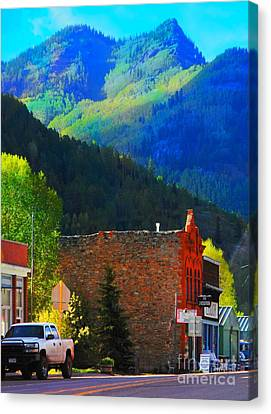 Rico Colorado Canvas Print by Annie Gibbons