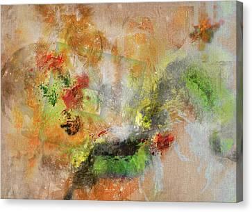 Rigor Canvas Print by Monroe Snook