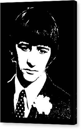 Ringo Starr 2 Canvas Print by Otis Porritt