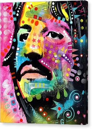 Ringo Starr Canvas Print by Dean Russo