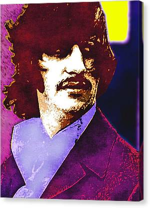 Ringo Starr-gear 2 Canvas Print by Otis Porritt