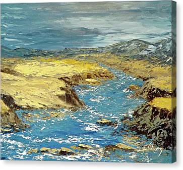 Rio Grande Wild Canvas Print