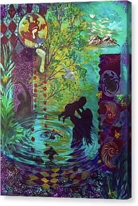 Rise Again Canvas Print
