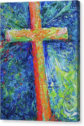 Risen Savior Canvas Print