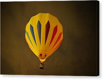 Rising In The Early Dawn Canvas Print