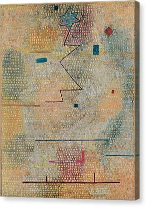 Rising Star  Canvas Print by Paul Klee